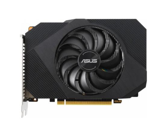Видеокарта ASUS PHOENIX GeForce GTX 1650 1410MHz PCI-E 3.0 4096MB 12000MHz 128 bit DVI DisplayPort HDMI HDCP OC