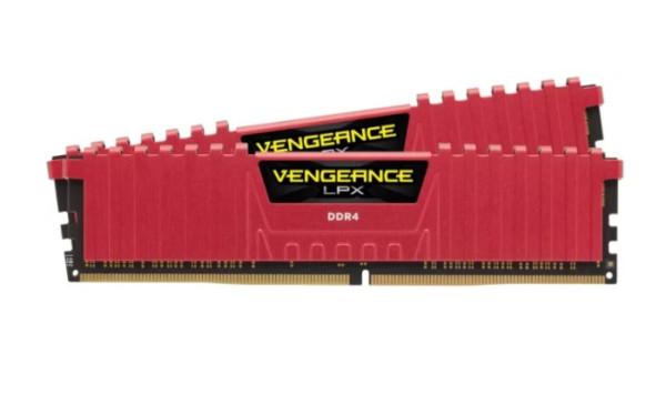 Оперативная память 8 GB 2 шт. Corsair Vengeance LPX CMK16GX4M2B3000C15R