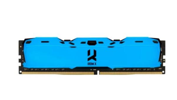 Оперативная память 16 GB 1 шт. GoodRAM IRDM X IR-XB3000D464L16/16G