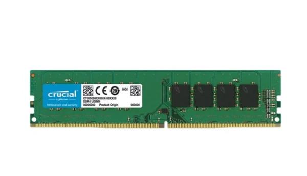 Оперативная память 16 GB 1 шт. Crucial CT16G4DFD8266