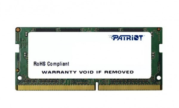 Оперативная память 16 GB 1 шт. Patriot Memory SL PSD416G24002S