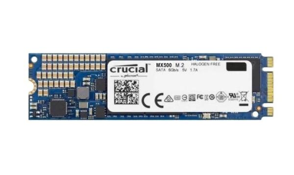 Твердотельный накопитель Crucial 250 GB (CT250MX500SSD4)
