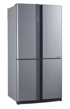 Холодильник SHARP SJ-EX820F-SL