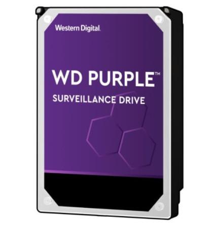 Жёсткий диск 10Tb SATA-III Western Digital Purple (WD102PURZ)