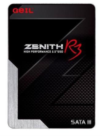 Твердотельный накопитель GEIL Zenith R3 GZ25R3-256G