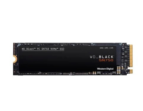 Твердотельный накопитель Western Digital WD Black NVMe 1000 GB (WDS100T3X0C)