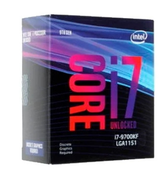 Процессор Intel Core i7-9700KF Box (без кулера)