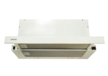 Встраиваемая вытяжка ELEYUS STORM G 1200 LED SMD 60 WH белый