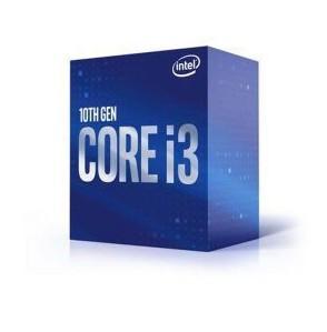Процессор Intel Core i3-10100F Box Comet Lake-S 3.6(4.3) ГГц / 4core / без видеоядра / 6Мб / 65 Вт s.1200 BX8070110100F