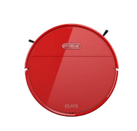 Робот-пылесос Elari SmartBot Brush красный SBT-001A