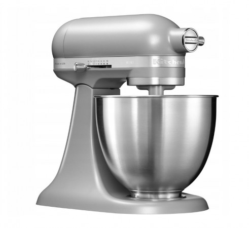 Кухонный комбайн KitchenAid MINI 5KSM3311X (серый)