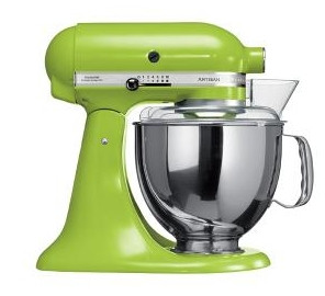 Кухонный комбайн KitchenAid 5KSM175PS (зеленое яблоко)
