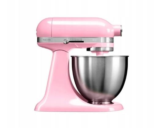 Кухонный комбайн KitchenAid MINI 5KSM3311X (розовый)