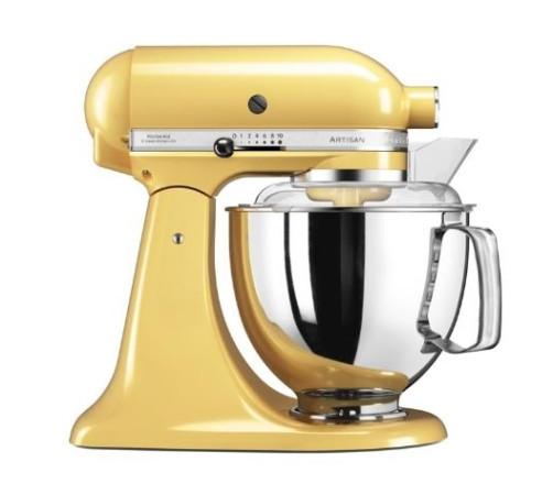 Кухонный комбайн KitchenAid 5KSM175PS (желтый)