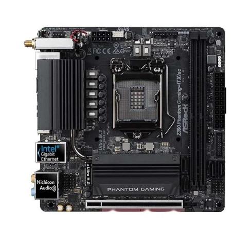 Материнская плата ASRock Z390 Phantom Gaming-ITX/ac