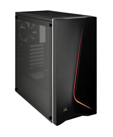 Компьютерный корпус Corsair Carbide Series SPEC-06 RGB TG Black