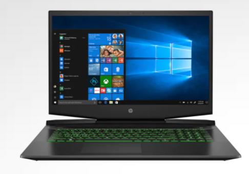 Ноутбук HP Pav Gaming Laptop17-cd0016nu