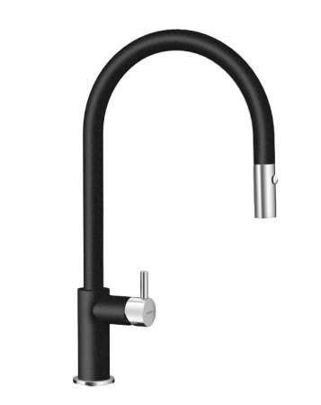 Однорычажный смеситель для кухни (мойки) Schock Hekate-549120