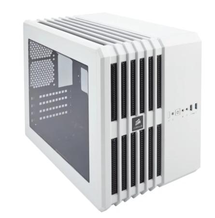 Компьютерный корпус Corsair Carbide Series Air 240 White