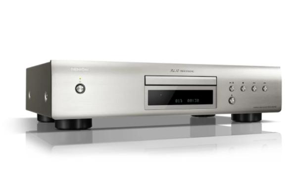 CD проигрыватель Denon DCD 600NE Silver