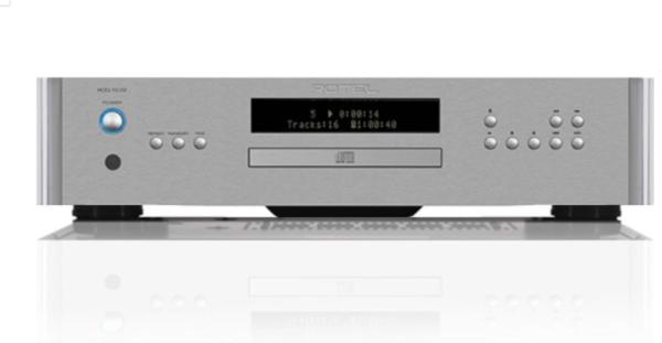 CD проигрыватель Rotel RCD-1572 Silver