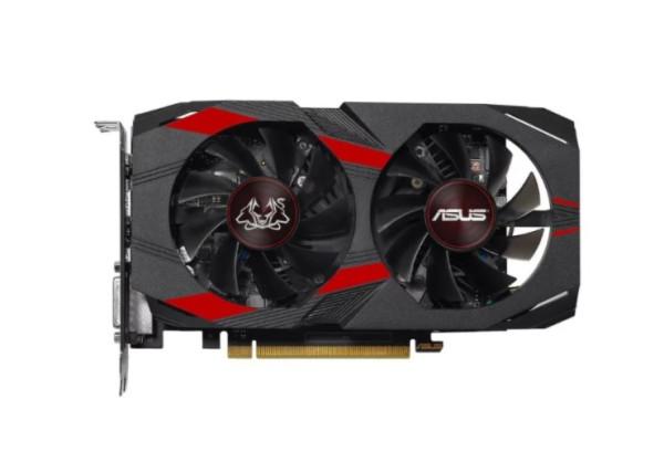 Видеокарта ASUS GeForce GTX 1050 Ti CERBERUS 4GB GDDR5 (CERBERUS-GTX1050TI-O4G)