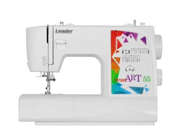 Швейная машина Leader StreetArt55