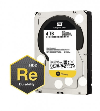 Жесткий диск Western Digital WD RE 4 TB (WD4000FYYZ)
