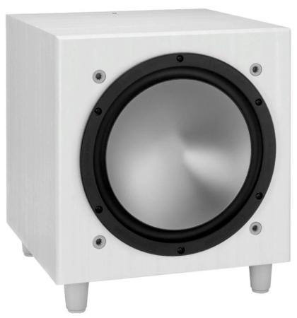 Сабвуфер Monitor Audio Bronze W10 (white ash vinyl)