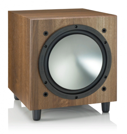 Сабвуфер Monitor Audio Bronze W10 (walnut vinyl)