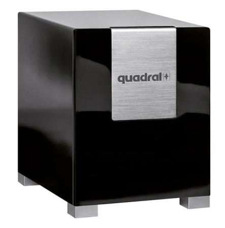 Сабвуфер Quadral Qube 12 black