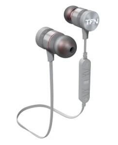 Наушники беспроводные TFN гарнитура Bluetooth BT270 gray