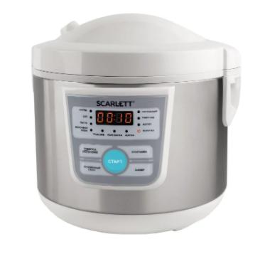 Мультиварка Scarlett SC-MC410S20