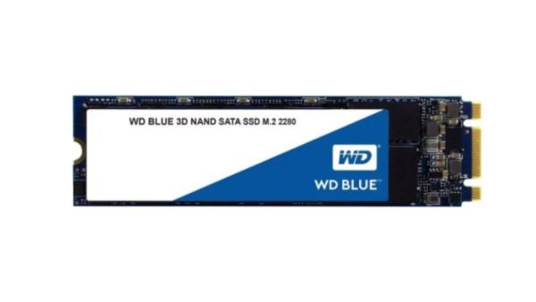 Твердотельный накопитель Western Digital WD Blue SATA 500 GB (WDS500G2B0B)
