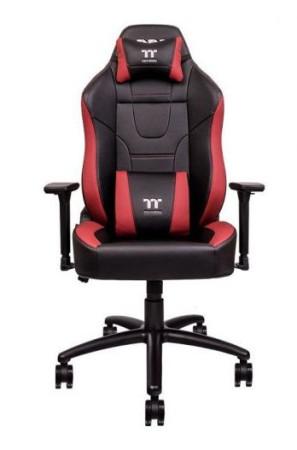 Игровое кресло Thermaltake U Comfort Black-Red Gaming Chair (GGC-UCO-BRLWDS-01)