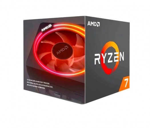 Процессор AMD Ryzen 7 2700X 4.3 ГГц AM4 (YD270XBGAFBOX)