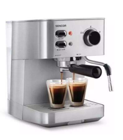 Кофемашина Sencor SES 4010SS