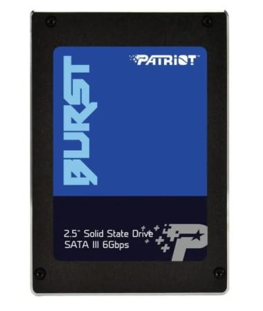 Твердотельный накопитель Patriot Memory PBU960GS25SSDR