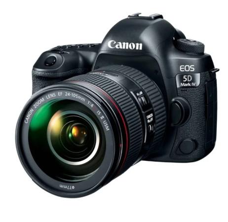 Фотоаппарат Canon EOS 5D Mark IV + EF24-105/f4L IS II USM