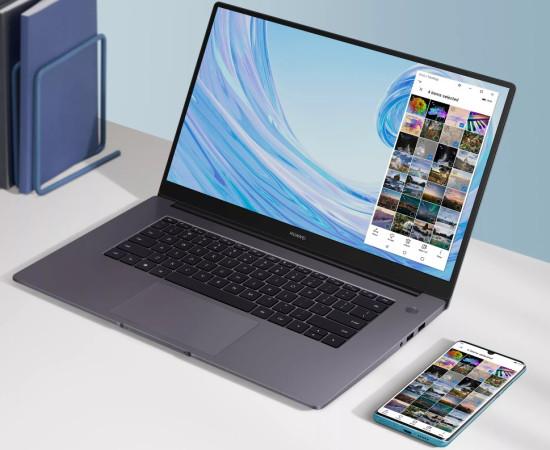 Ноутбук Huawei MateBook D 15 intel/16GB
