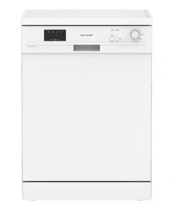 Посудомоечная машина SHARP QW-GX12F47EW EU