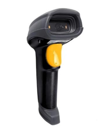 Сканер ШК (ручной, 2D имидж, серый) MD6600-SR USB