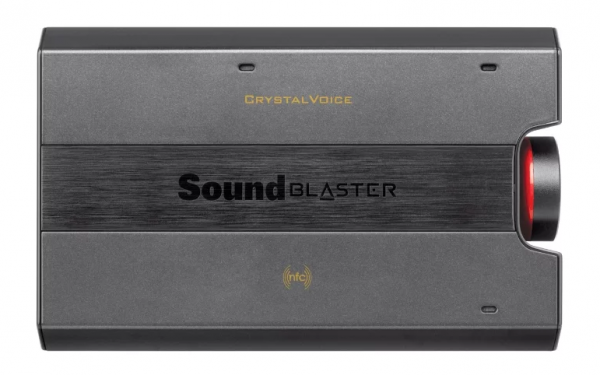 Звуковая карта Creative Sound Blaster E5 BT DAC