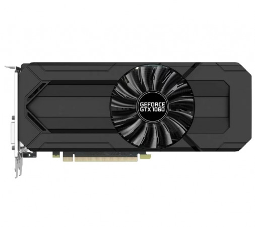 Видеокарта Palit GeForce GTX 1060 StormX [NE51060015J9-1061F]