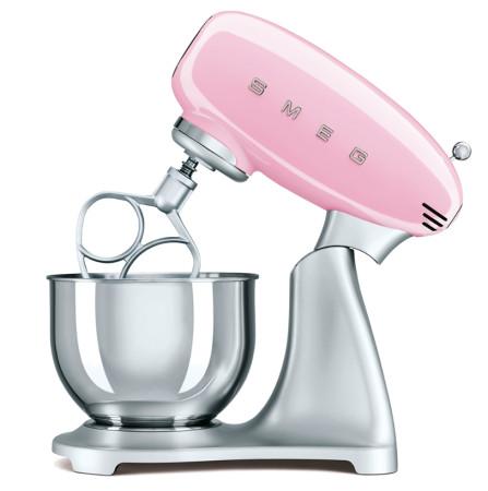 Кухонный комбайн SMEG SMF01PKEU Pink