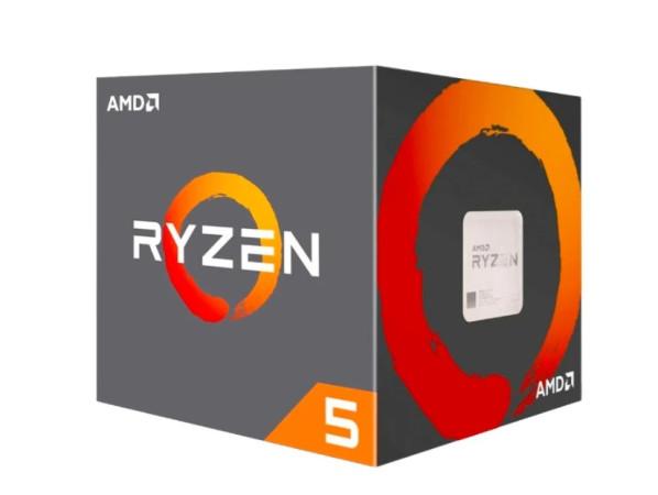 Процессор AMD Ryzen 5 2600X BOX