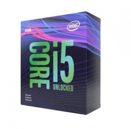 Процессор Intel Core i5-9600KF Box без кулера