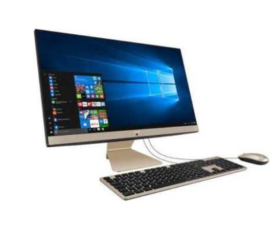 "Моноблок ASUS Intel i5-8265U/8G/1000GB/SSD128GB/WiFi/23.8"" FHD 1920*1080/Cam/W10/KB+M/черный"