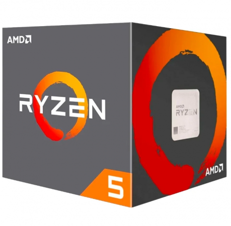 Процессор AMD Ryzen 5 2600 BOX
