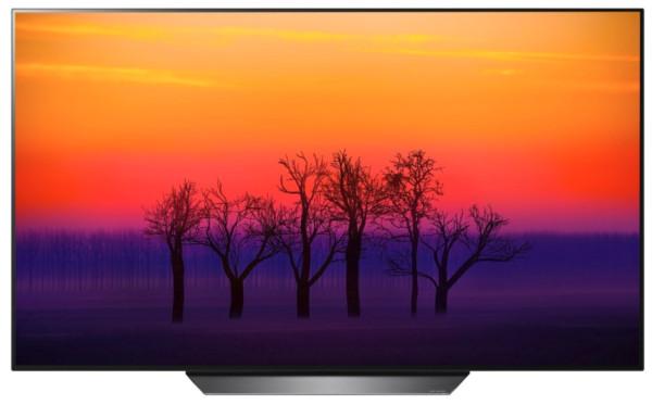 Телевизop LG OLED65B8